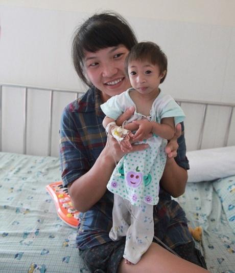 Meet the 'world's tiniest girl'