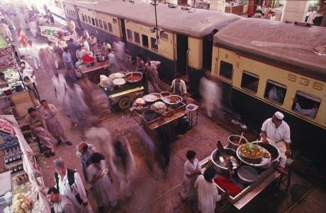 Lahore railway station