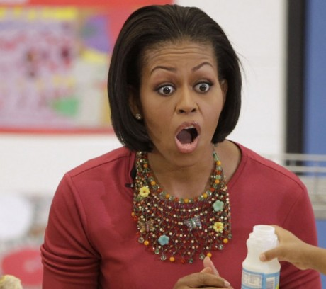 White House cop threatens to kill Michelle