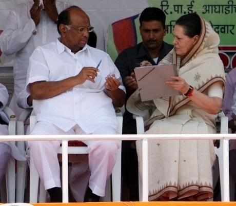 Why is Sharad Pawar angry?