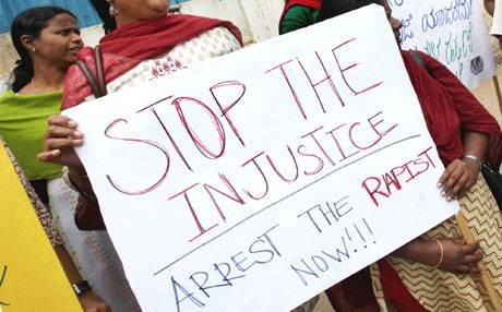 Now, girl molested by army jawans in Assam