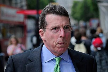 Barclays CEO Bob Diamond quits