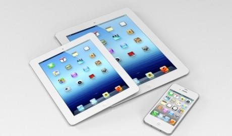 Apple's smaller iPad