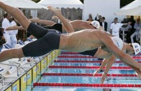 India get Olympic berth in swimming, though under strange rule