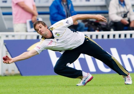 Albie Morkel out of second Test