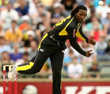 Gayle returns to Sydney for Big Bash T20