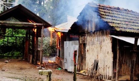 Assam violence