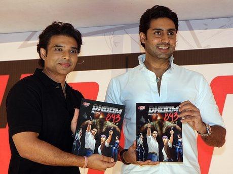 Uday Chopra-Abhishek Bachchan
