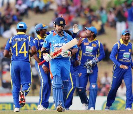 Sri Lanka crush India by 9 wickets