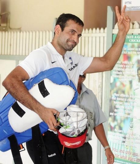 Irfan to replace Vinay for Sri Lanka series