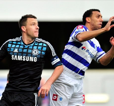 Terry cleared of racial abuse charge