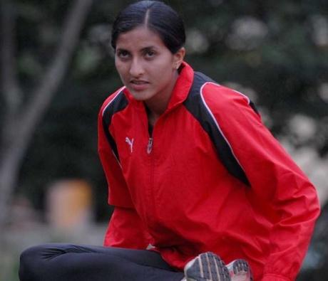 Mayookha hopes to 'skip and jump' to Olympic glory