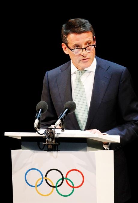Coe confirms he'll run for IAAF president