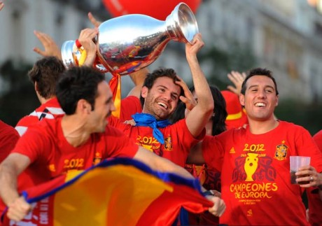 Spain eyeing Olympic gold for total world dominance