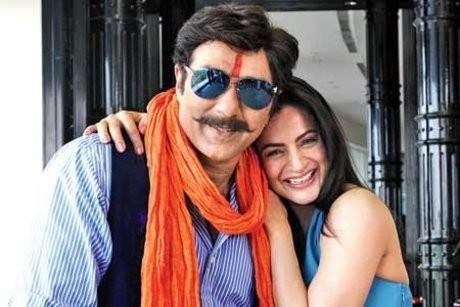 Sunny Deol and Amisha Patel