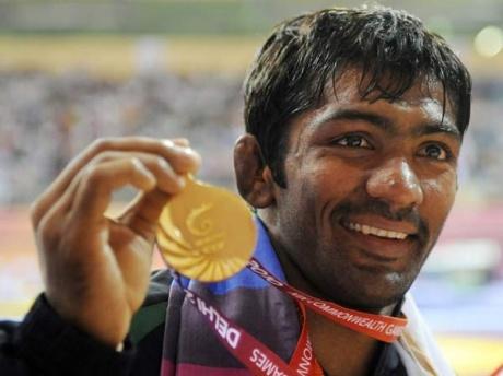 Yogeshwar Dutt targets Olympic Gold