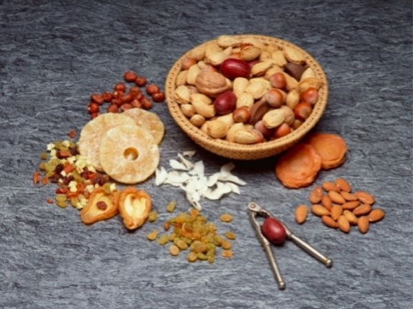 Recipes With Nuts For Healthy Snacks