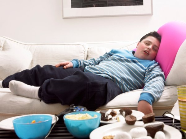 Inactive Kids More Likely To Face Heart Disease