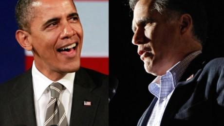 Obama attacks Romney