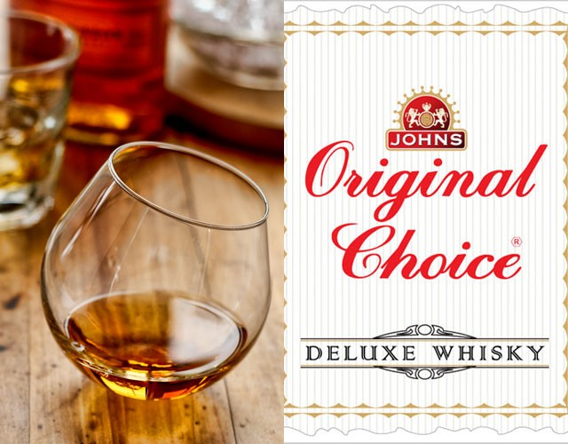 Old Tavern (Indian whisky) - 11.07m cases and Original Choice (Indian whisky) - 10.77m cases