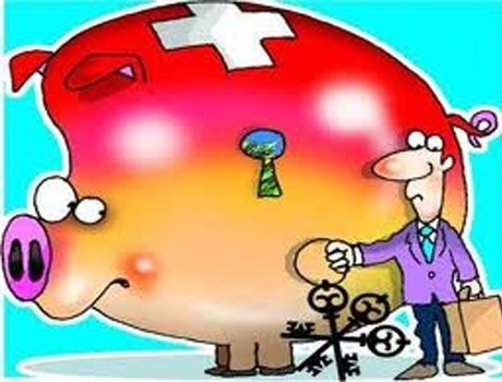Swiss banks