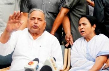 Trinamool calls Mulayam Singh a 'traitor'