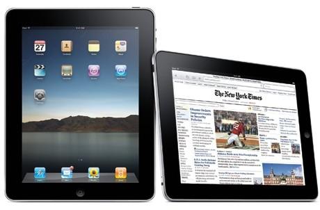 Apple, maker of the iPad