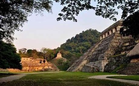Mayan text on world's end is about political history