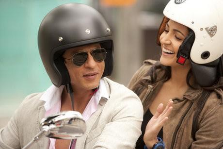 Anushka and SRK