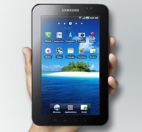 Samsung, maker of Galaxy tablets
