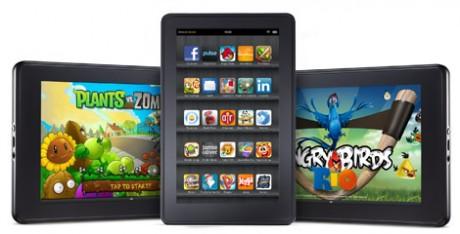 Amazon.com, maker of Kindle Fire