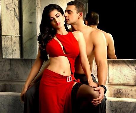 Sunny Leone and Arunoday Singh