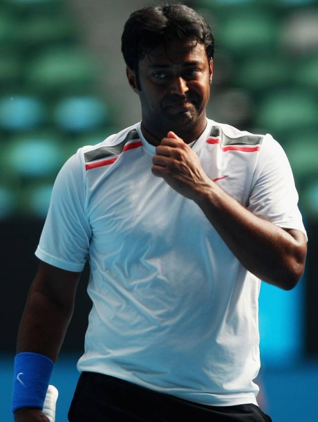 Leander Paes pulls out of London Olympics: TV reports