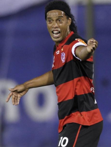 Brazil club files $20 mn case against Ronaldinho