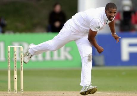 Philander named SA Cricketer of the Year