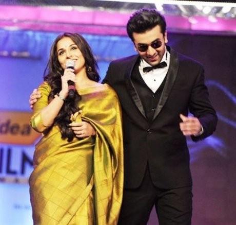 Vidya and Ranbir