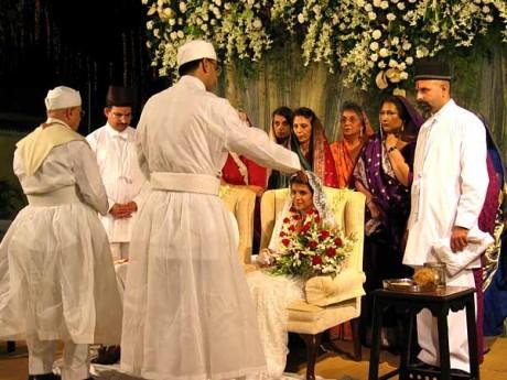 parsee wedding