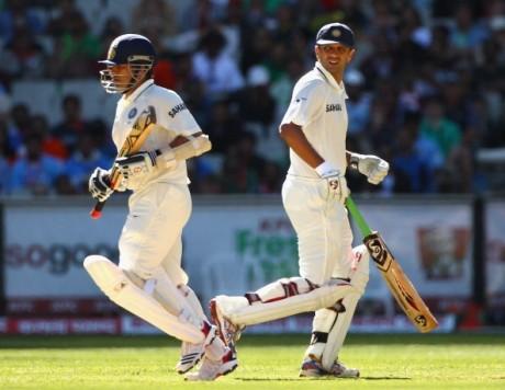 Sachin Tendulkar Rahul Dravid