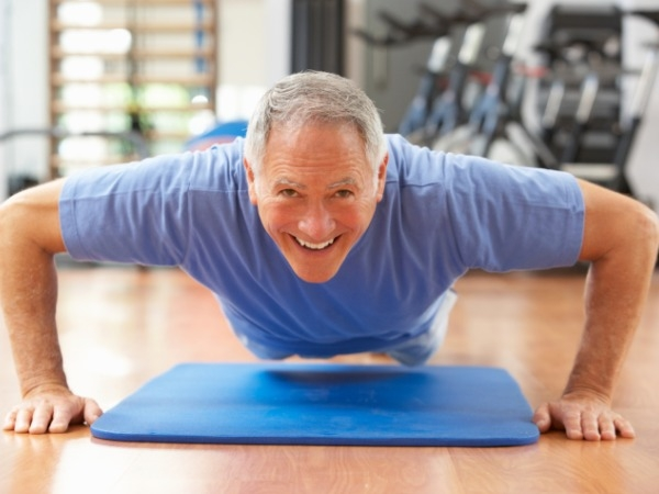 Fitness Advice For Seniors And Older Adults