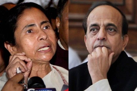 Trivedi adamant, wants Mamata's written request