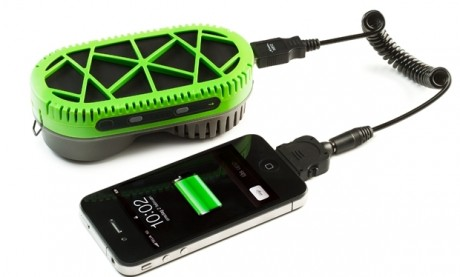 Mobile phone chargers to run on water!