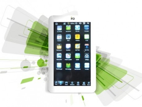 Android tablet Ira