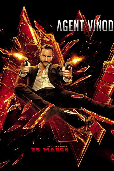 LATEST POSTER: Agent Vinod