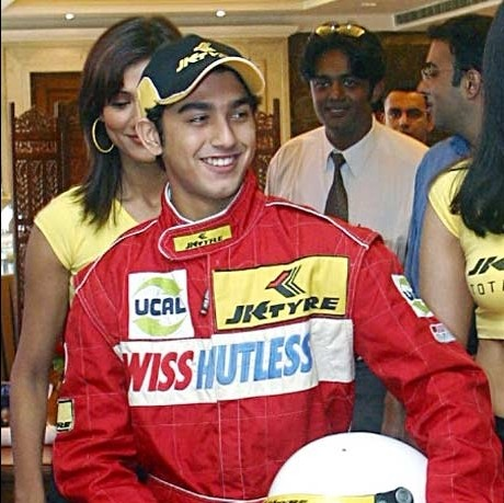 Armaan set for maiden Indy race