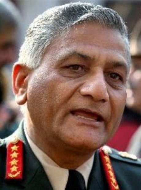Gen VK Singh