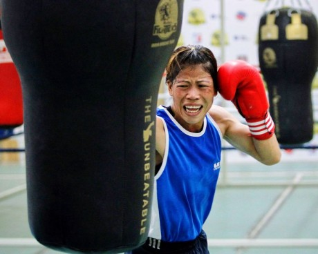 Mary Kom gives India perfect start