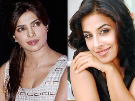 BIG FIGHT: Vidya vs Priyanka!