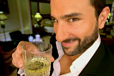 The Pungi song was liberating for me: Saif