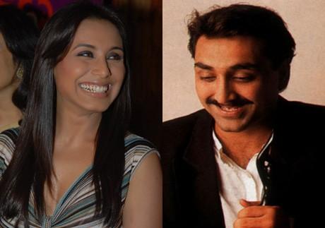 Rani celebrates b'day with Aditya in London