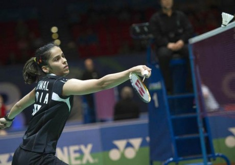 All England Championships: Saina enters second round